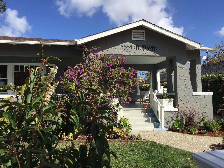 359 Hudson Street, Redwood City, CA 94062