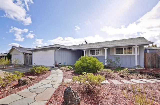 1664 Glenroy Dr, San Jose, CA 95124