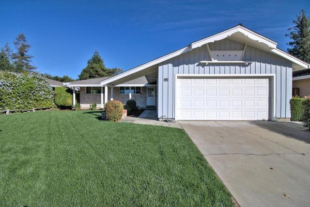 1634 Peacock Ave, Sunnyvale, CA 94087