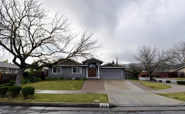 1674 Kevin Dr, San Jose, CA 95124