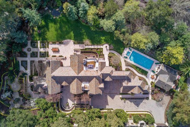 1 Ridge View Dr, Atherton, CA 94027