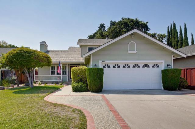 4485 George Oaks Dr, San Jose, CA 95118