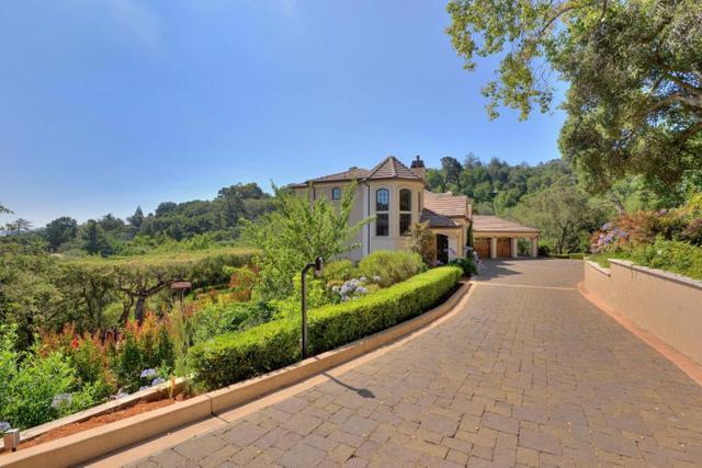 16330 Greenwood Ln, Monte Sereno, CA 95030