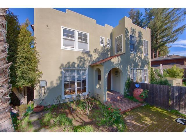 820 Hamilton Ave, Palo Alto, CA 94301