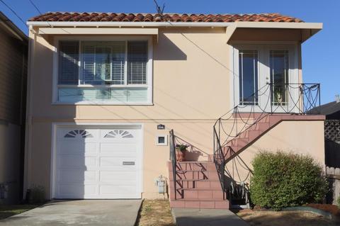 218 Elm Ave, San Bruno, CA 94066