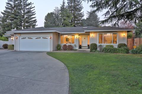12346 Ted Ct, Saratoga, CA 95070