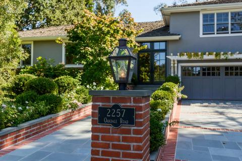 2257 Oakdale Rd, Hillsborough, CA 94010