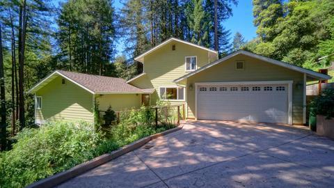 Foreclosure Home For Sale - 59 Woodmill Ln, Felton, California 95018