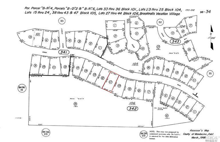 2235 Goose Road, Willits, CA 95490