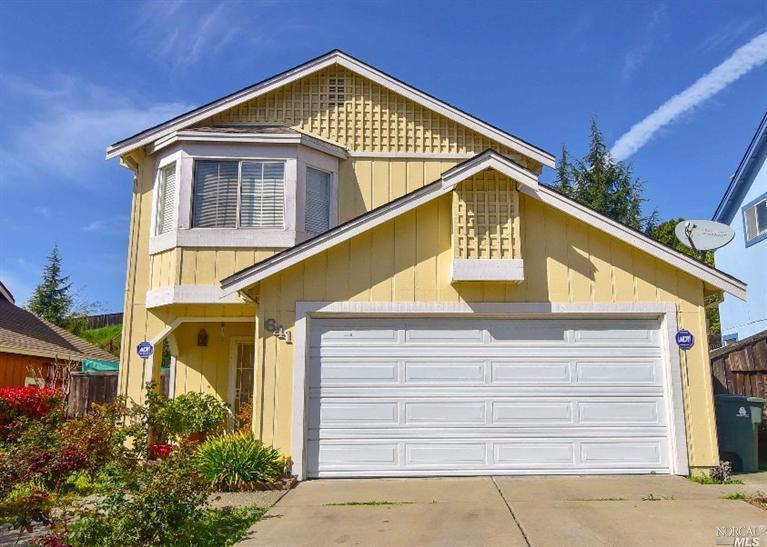 641 New Bedford Dr, Vallejo, CA