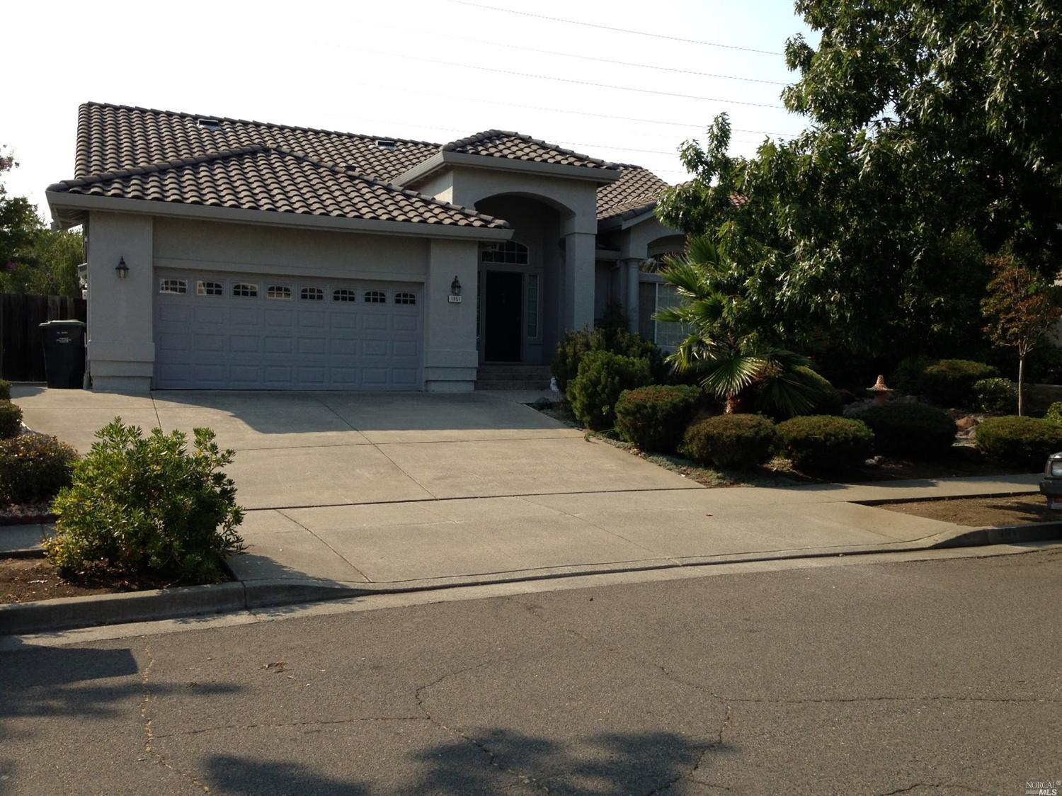 1951 Orchard View Dr, Fairfield, CA