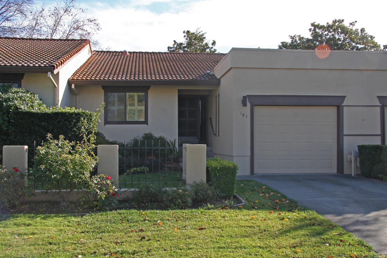 161 Vineyard Cir, Yountville, CA
