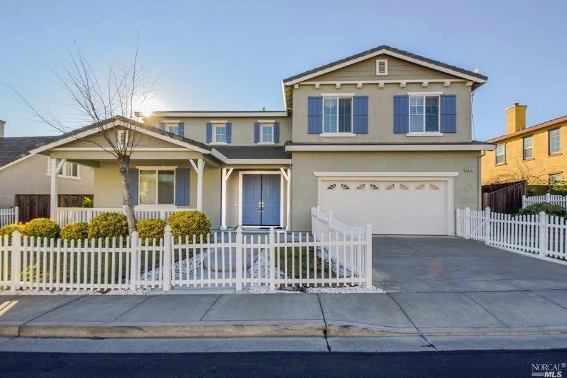 2355 Fairview Pl, Fairfield, CA
