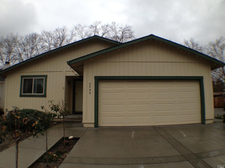 2480 College Park Cir, Santa Rosa, CA