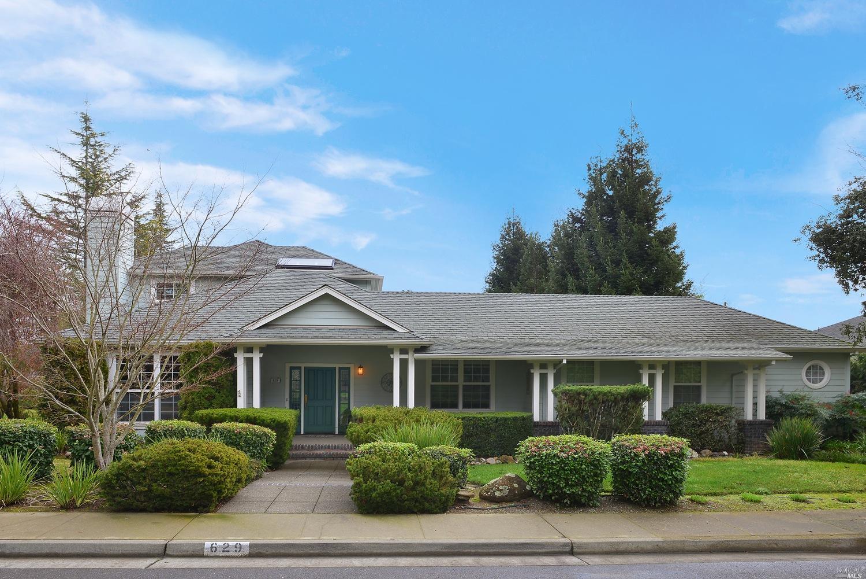 629 Dufranc Ave, Sebastopol, CA
