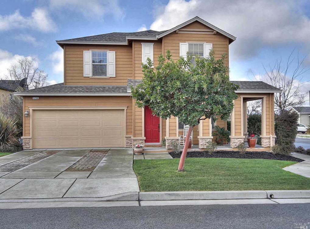 1716 Montesa Pl, Santa Rosa, CA