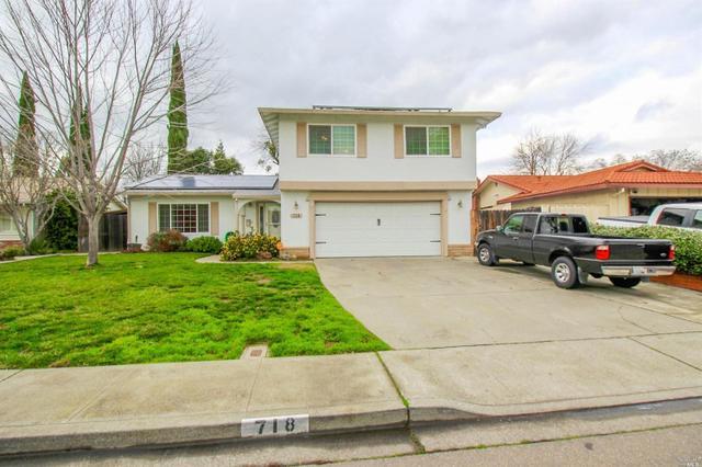 718 W Monte Vista Ave, Vacaville CA 95688