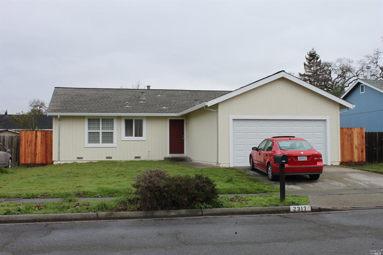 2317 Hooker Oak Ct, Santa Rosa, CA