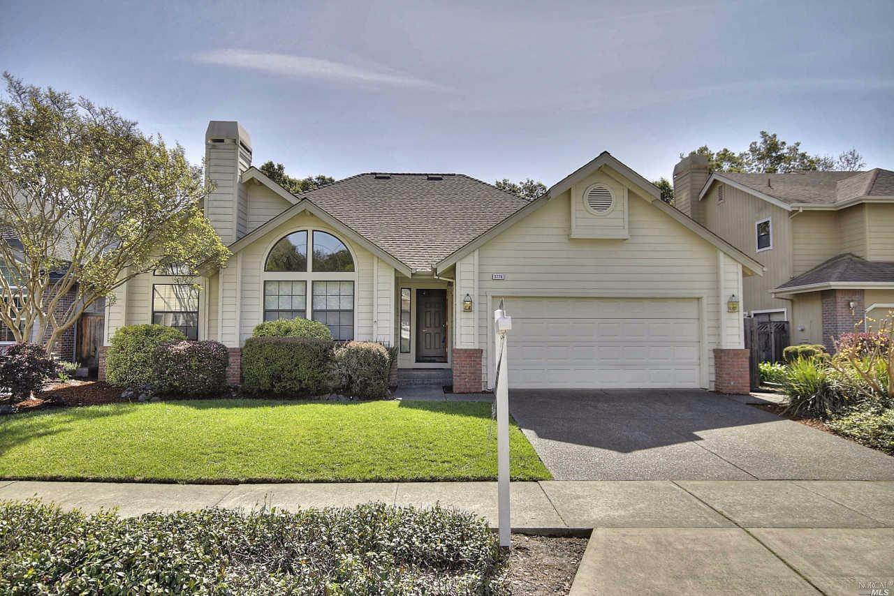 3776 Sherbrook Dr, Santa Rosa, CA