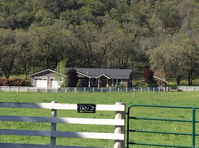 11675 Bachelor Valley Rd, Witter Springs, CA 95493