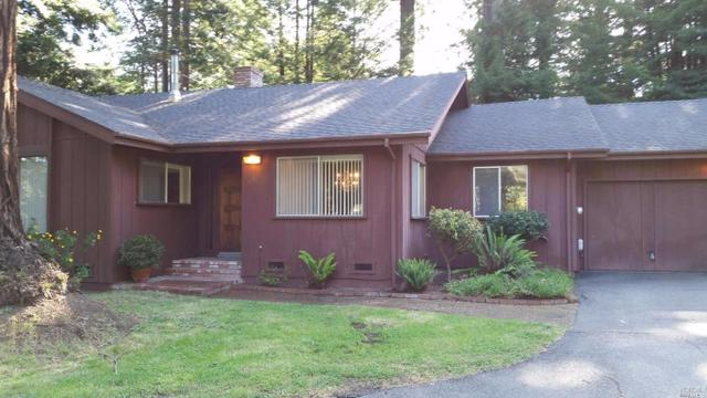 19101 Basin View Dr, Fort Bragg, CA 95437