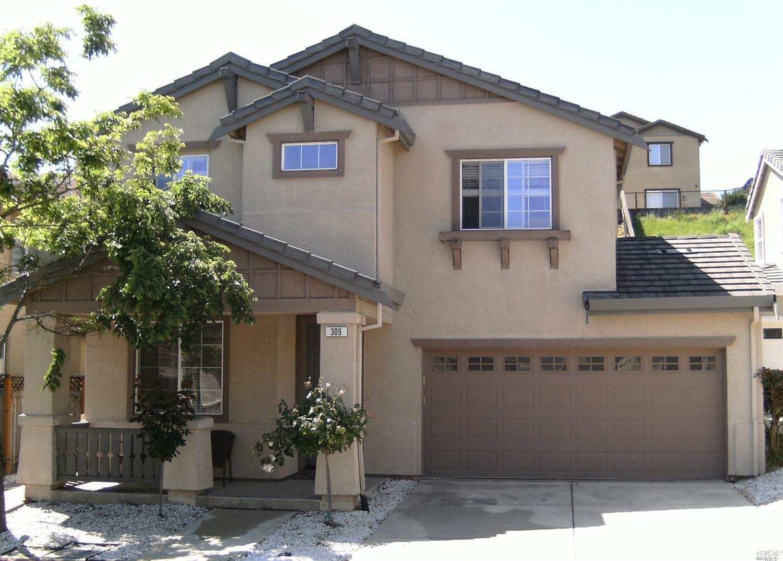 309 Shadow Ridge Ct, Vallejo, CA