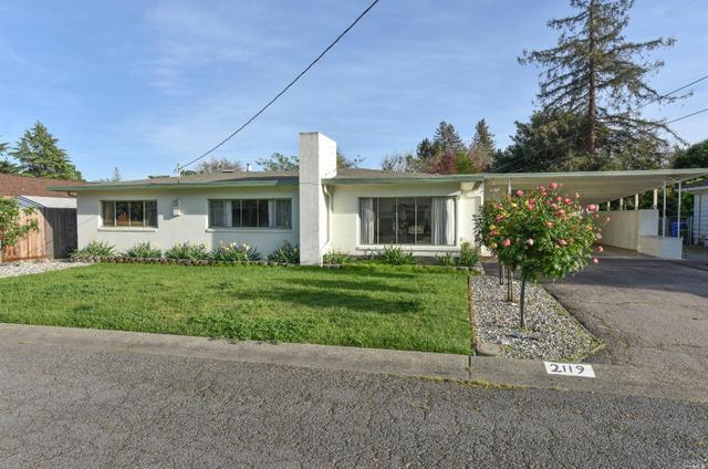 2119 Euclid Ave, Napa, CA