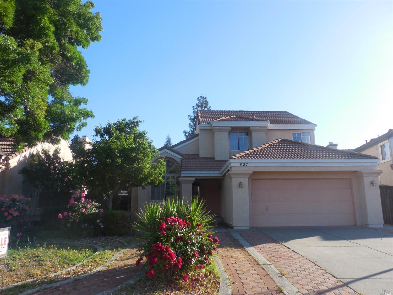 637 Roscommon Pl, Vacaville, CA