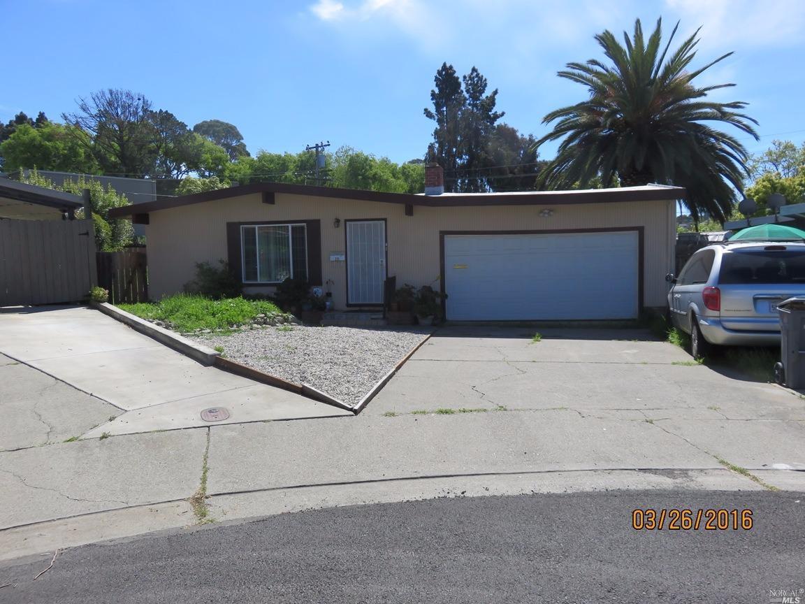 221 Sandalwood Ct, Vallejo, CA