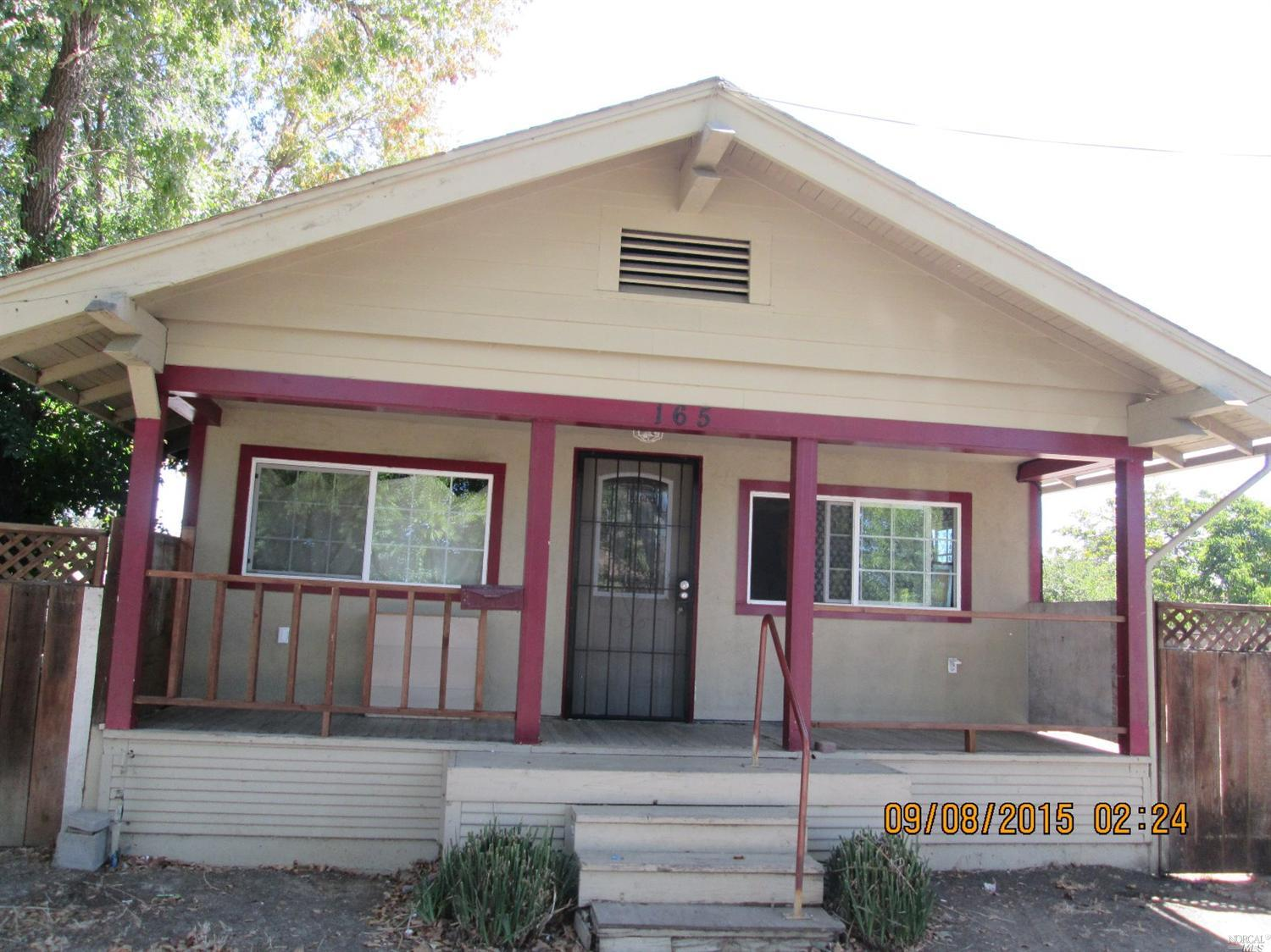 165 Campbell Ave, Vallejo, CA