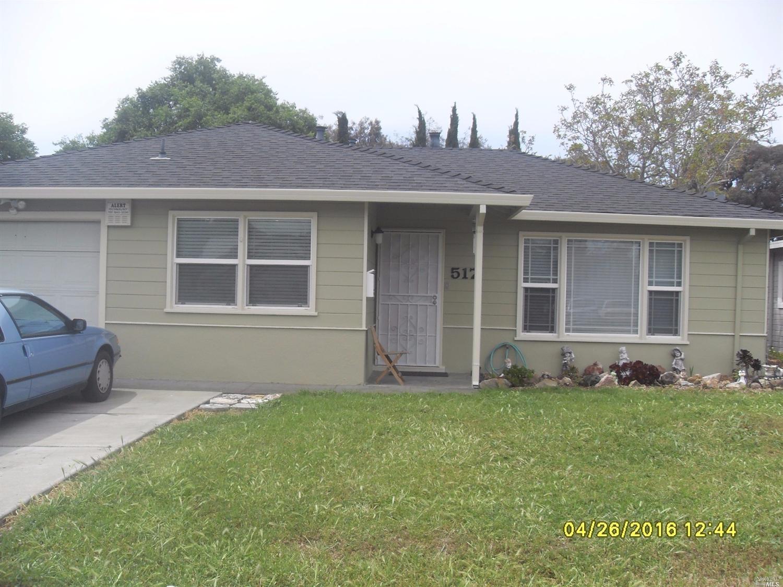 517 Miller Ave, Vallejo, CA