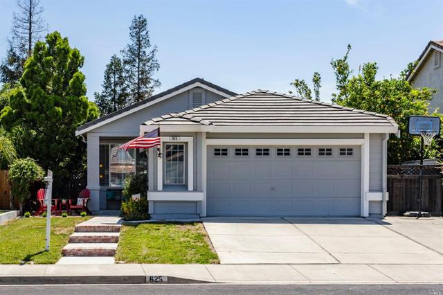 625 Grafton Way, Vacaville, CA