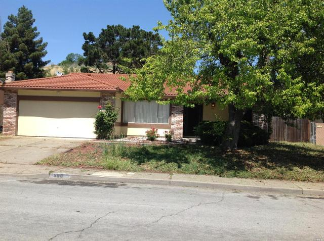 596 Brunswick Dr, Vallejo, CA