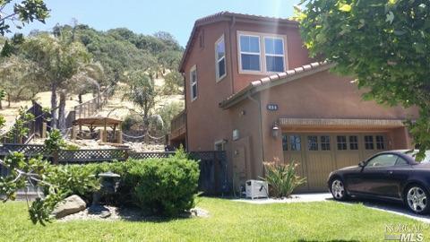 814 Bridle Ridge Dr, Fairfield, CA 94534