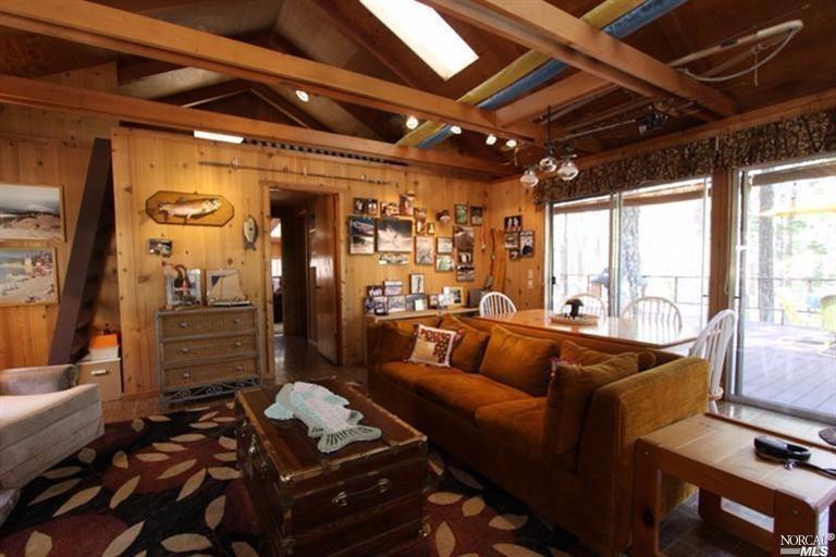 43 Bear Avenue, Lake Pillsbury, CA 95469
