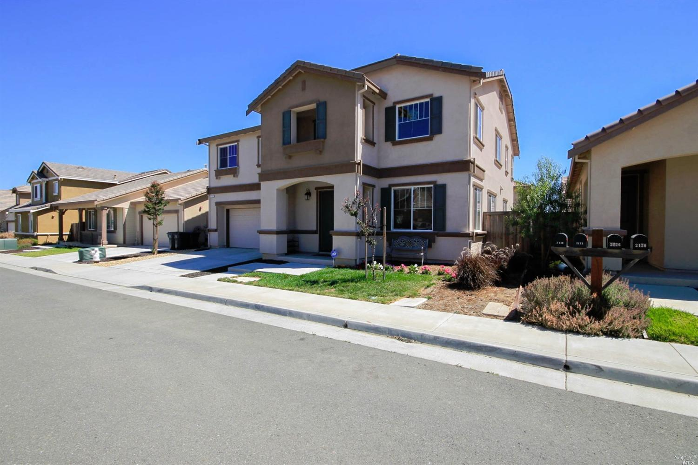 2122 Marchador Drive, Fairfield, CA 94534