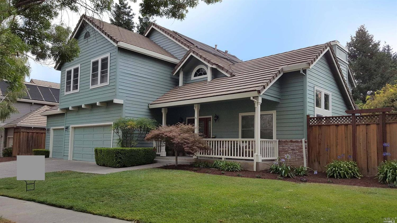 4006 Foxridge Way, Napa, CA 94558
