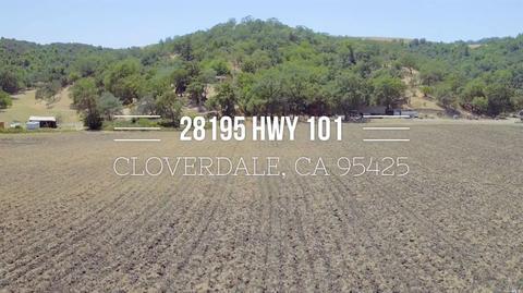 28195 Hwy 101, Cloverdale, CA 95425