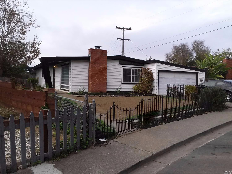 1255 Coronel Ave, Vallejo, CA 94591