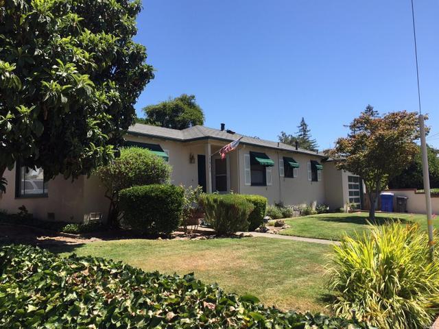 1316 Banks Ave, Napa, CA 94559
