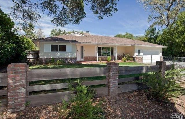 2500 Vineyard Rd, Novato, CA 94947