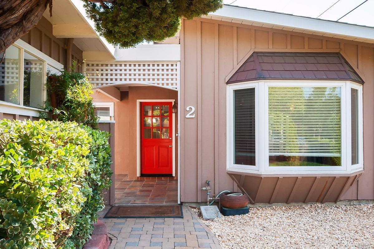 2 Somerset Lane, Mill Valley, CA 94941