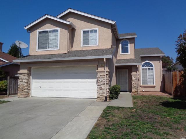 160 Rodeo Ct, Vallejo, CA 94589