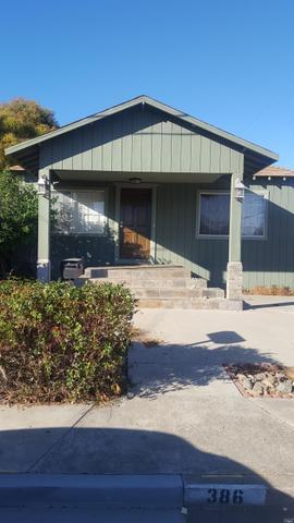 386 Woodrow Ave, Vallejo, CA 94591