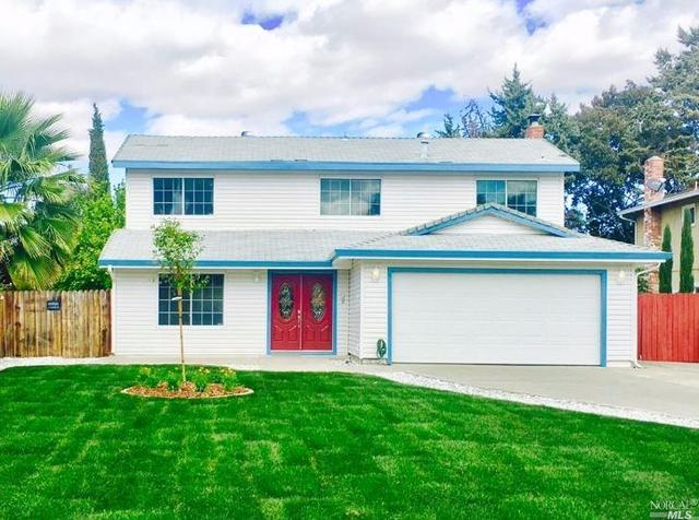 160 Gentry Ct, Vacaville, CA 95687