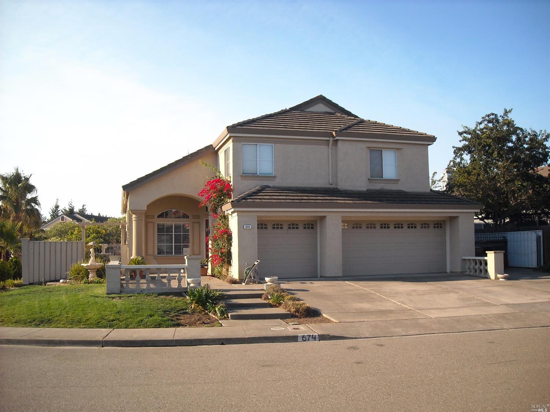 674 Belvedere Drive, Benicia, CA 94510