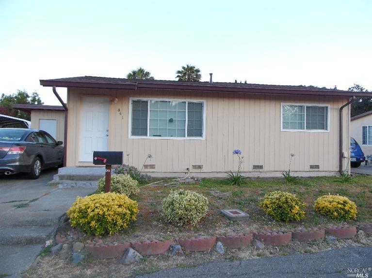 829 Marshall Road, Vacaville, CA 95687