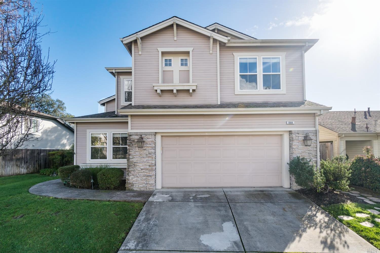 1844 Palisades Drive, Santa Rosa, CA 95403
