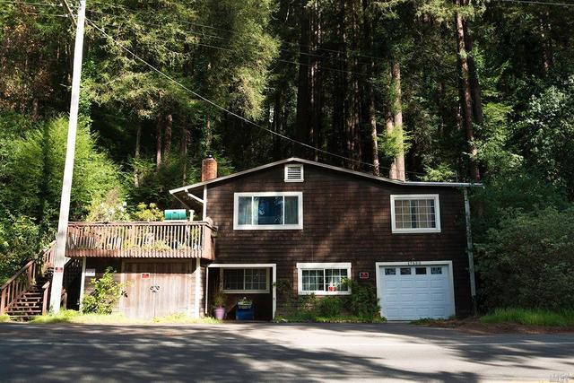 17550 Hwy 116, Guerneville, CA 95446