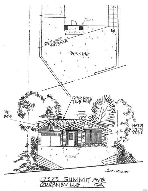 17373 Summit Ave, Guerneville, CA 95446